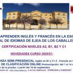 Información de la escuela oficial de idiomas