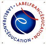 Reconocimiento LABEL FRANCE ÉDUCATION
